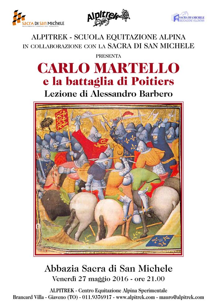 lezione di Alessandro Barbero all'Abbazia Sacra di San Michele il 27 maggio 2016 ore 21