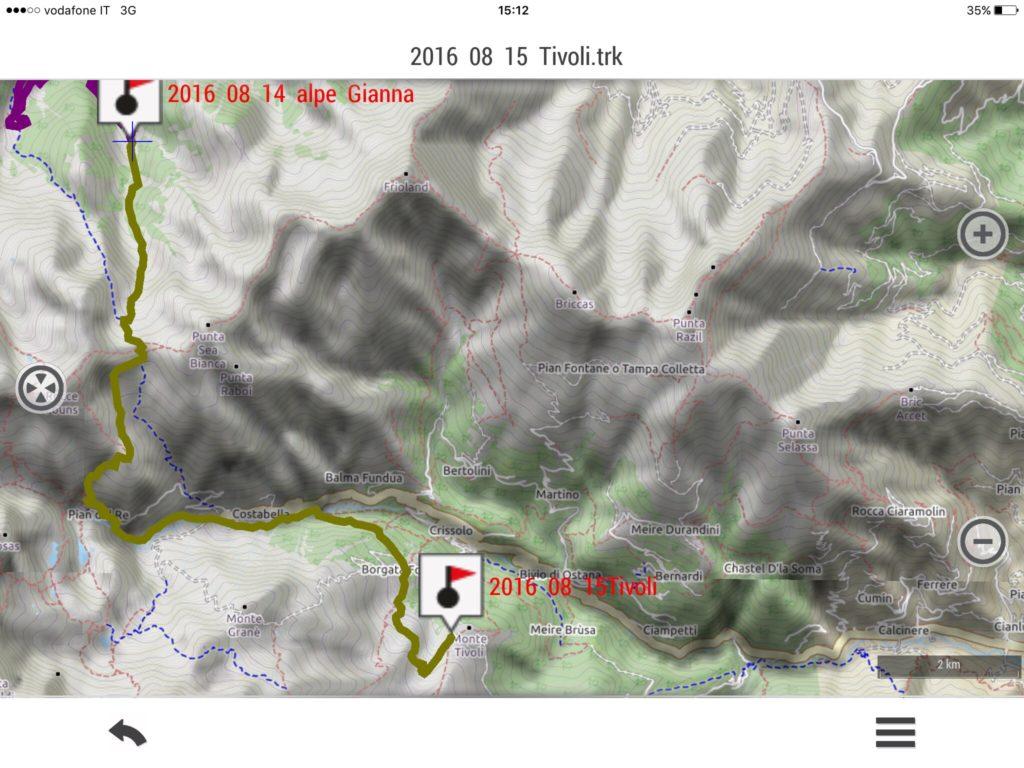 2016 08 15 LXVII tappa: Tivoli