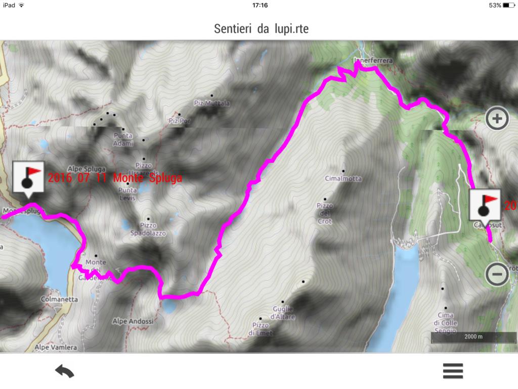 2016 07 11 XXXV tappa: Monte Spluga