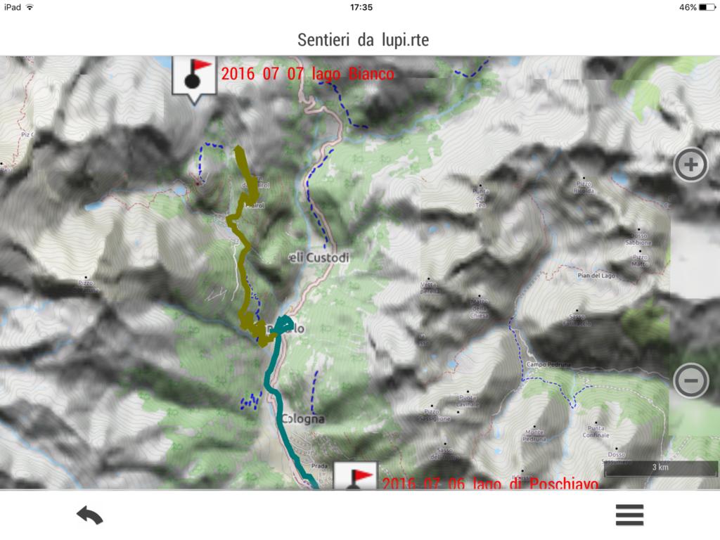 2016 07 07 XXXI tappa: Lago Bianco