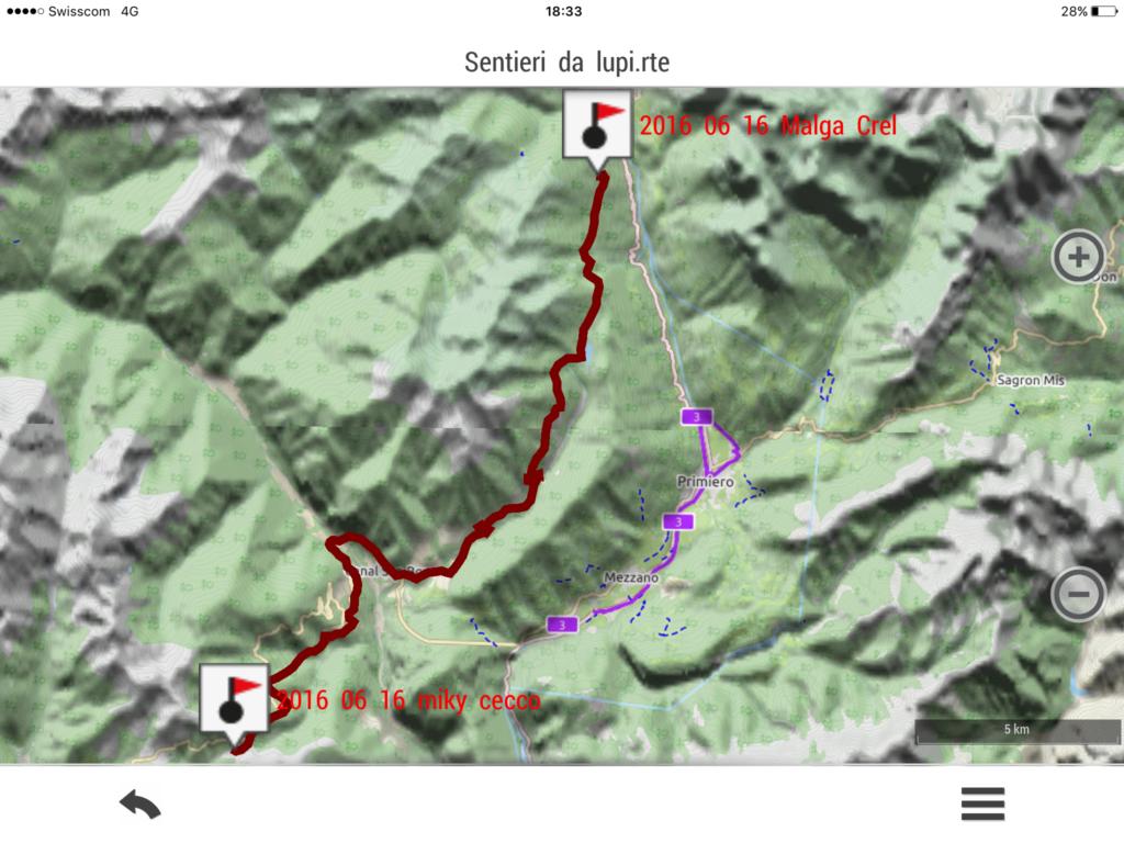 2016 06 17 XIV tappa: malga Coazzo