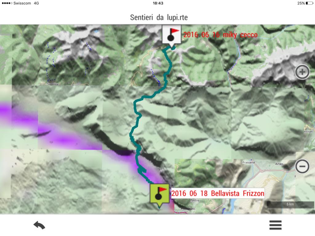 2016 06 18 XVI tappa: Bellavista Frizzon