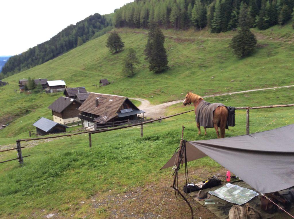 Starhand: Una valle di cavalli