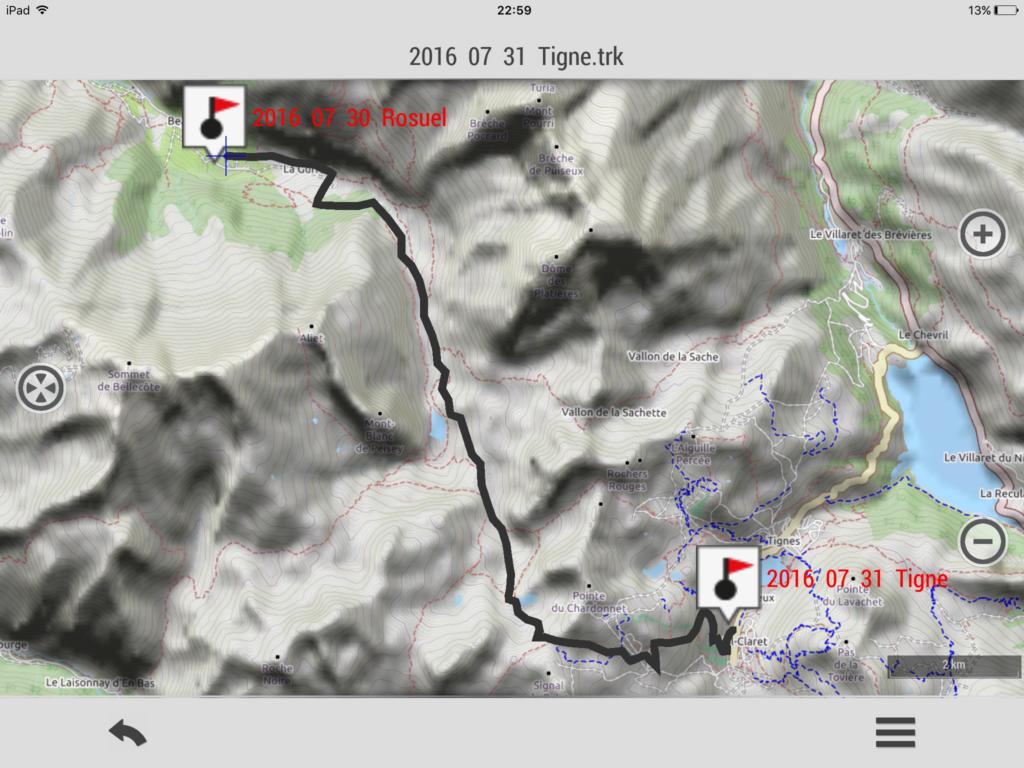 2016 07 31 LV tappa: Tigne