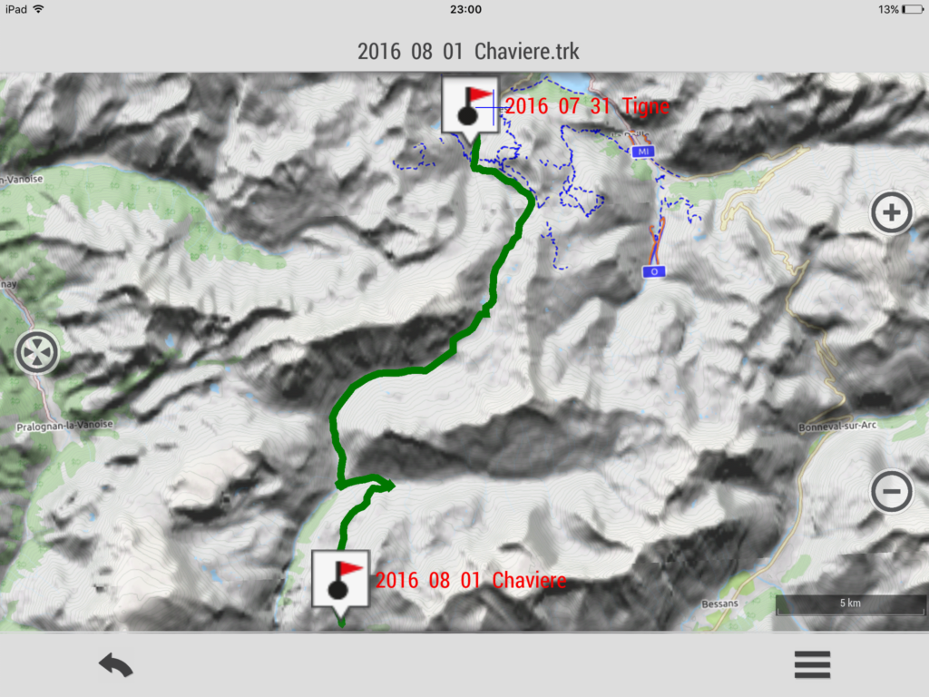 2016 07 01 LVI tappa: Chaviere