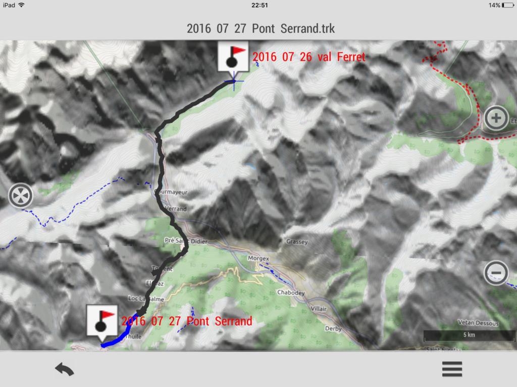 2016 07 27 VI tappa: Pont Serrand